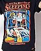 He Sees You When You're Sleeping T Shirt - Steven Rhodes