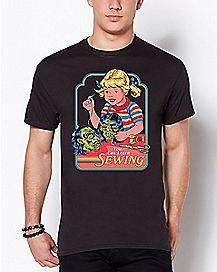 Learn Sewing T Shirt - Steven Rhodes