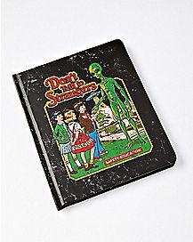 Don't Talk To Strangers Alien Journal - Steven Rhodes