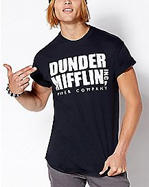 Dunder Mifflin T Shirt - The Office