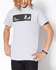 Badge The Office T Shirt