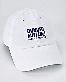 Dunder Mifflin Dad Hat - The Office
