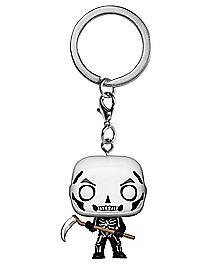 Skull Trooper Funko Pop Keychain - Fortnite