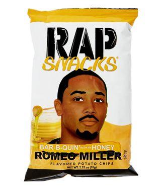 Romeo Bar-B-Quin' with my Honey Potato Chips