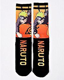 Naruto Crew Socks