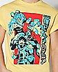 Group My Hero Academia T Shirt