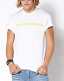 Beautiful Boobies Post Malone T Shirt