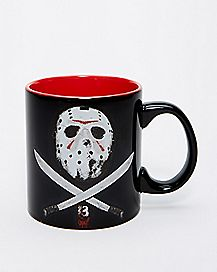 Jason Voorhees Coffee Mug 20 oz. - Friday The 13th