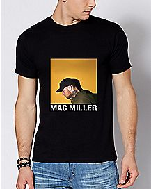 Mac Miller Profile T Shirt