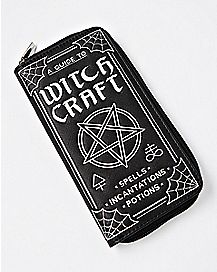 Witchcraft Zip Wallet
