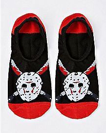 Jason Socks 2 Pair - Friday the 13th