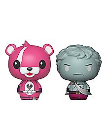 Cuddle Team Leader & Love Ranger Pint Size Heroes Funko Figure - Fortnite