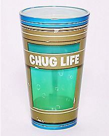 Chug Jug Pint Glass 16 oz. - Fortnite