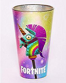 Rainbow Smash Pint Glass 16 oz. - Fortnite