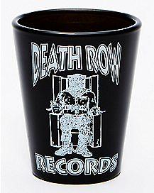 Death Row Records Shot Glass - 1.5 oz.
