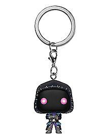 Raven Funko Pop Keychain - Fortnite