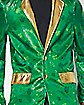 Shamrock Sequin Light-Up St. Patrick's Day Jacket