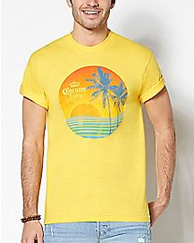 Sunset Corona Extra T Shirt