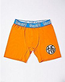 Logo Dragon Ball Z Boxers