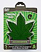 Weed Leaf Portable Charger