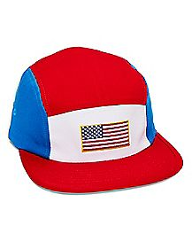 USA Camper Hat
