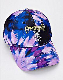 Tie Dye Grateful Dead Dad Hat