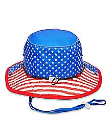 Stars and Stripes Boonie Hat