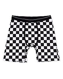 Checkered Boxer Briefs