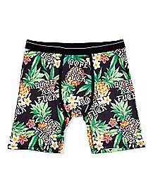 Dope As Fuck Tropical Boxer Briefs