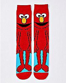 Elmo 360 Crew Socks - Sesame Street