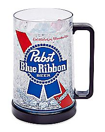 Pabst Blue Ribbon Freezer Mug - 16 oz.