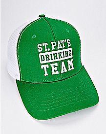 St. Pat's Drinking Team Trucker Hat