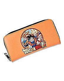 Dragonball Z Zip Wallet