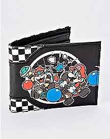 Battle Mode Mario Kart Bifold Wallet - Nintendo