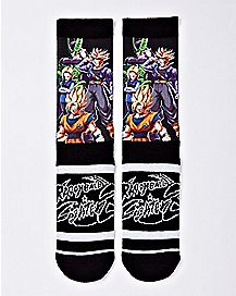 Group Dragon Ball Z Crew Socks