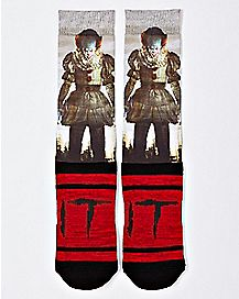 Pennywise Crew Socks - It