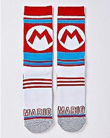 Mario Crew Socks - Super Mario Bros.