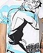 Blue Belt Naruto T Shirt