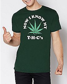 Now I Know My THC's T Shirt