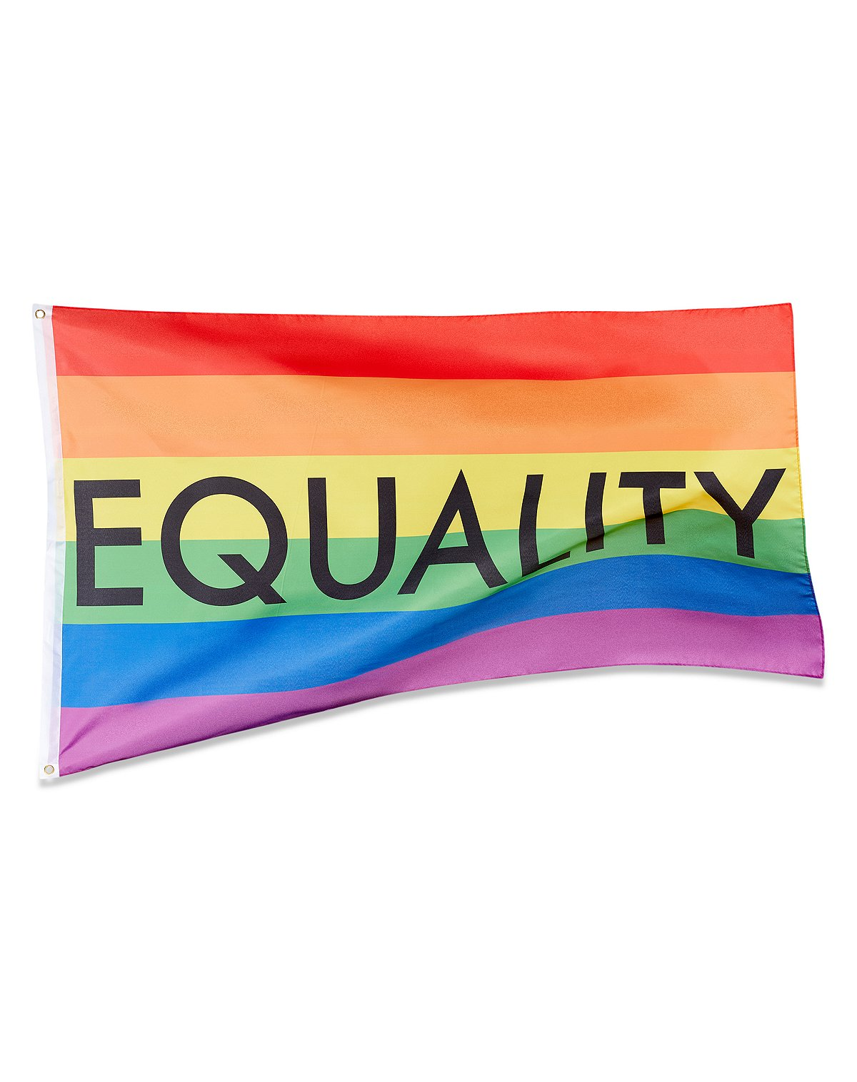 Equality rainbow pride flag
