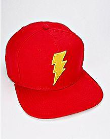 Shazam Snapback Hat - Marvel