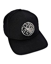 House Targaryen Snapback Hat - Game of Thrones 6f09bccf8bed