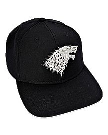 House Stark Snapback Hat - Game of Thrones
