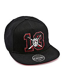 Fear Friday's Snapback Hat - Friday The 13th