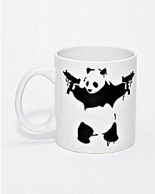 Gun Panda Coffee Mug - 20 oz.