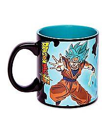 Goku Coffee Mug 20 oz. - Dragon Ball Z