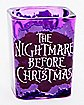 Square The Nightmare Before Christmas Mini Glass 1.5 oz. - Disney
