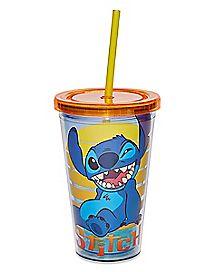 Sunset Stitch Cup With Straw 16 oz. - Disney