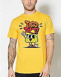Taco Time T Shirt