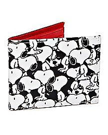 Snoopy Bifold Wallet - Peanuts